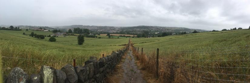 Belper, Aromatherapy, Wellbeing, massage, essential oils, mental health, walking, rain, crazy, Derbyshire
