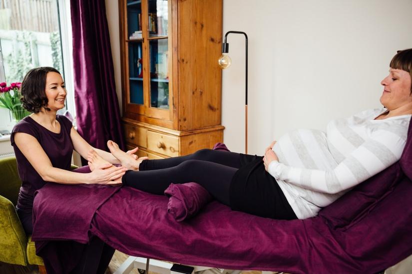 Reflexology, pregnancy, massage, aromatherapy, pregnant, Belper, Derbyshire